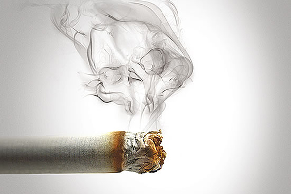 Resultado de imagem para cigarro morte