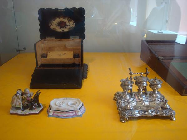 relíquias do solar da marquesa de santos  utensílios domésticos