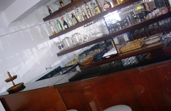 bar do hotel bella augusta residence