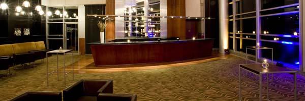 Grand Hyatt Sao Paulo Upstairs Lounge