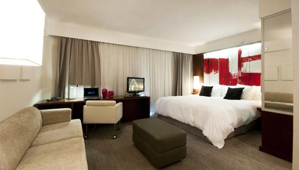 apartamento de luxo hotel park inn ibirapuera