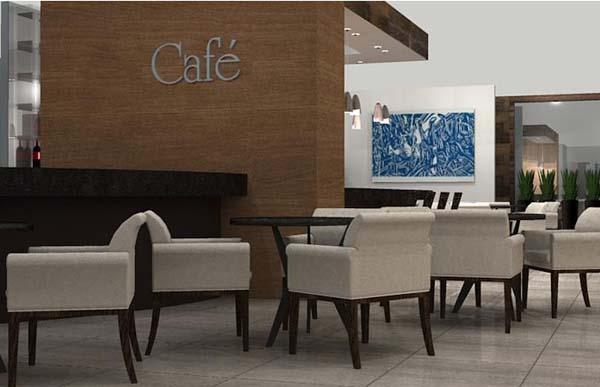 bar café do hotel heritage residence service
