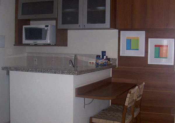 cozinha americana hotel mercure sao caetano do sul