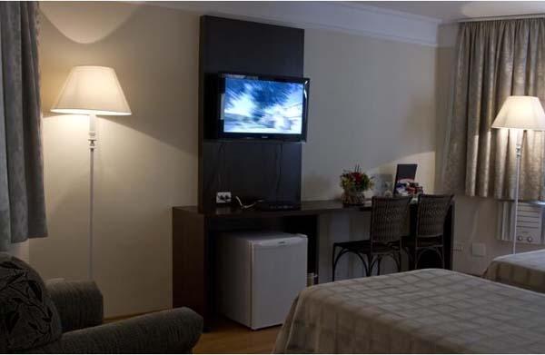 quarto do hotel trianon paulista