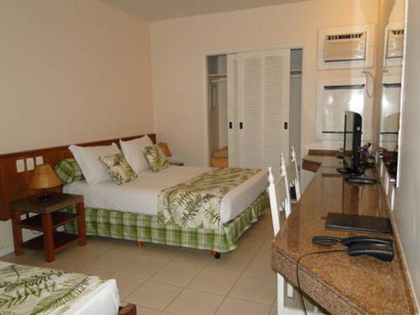 quarto do hotel ubatuba palace