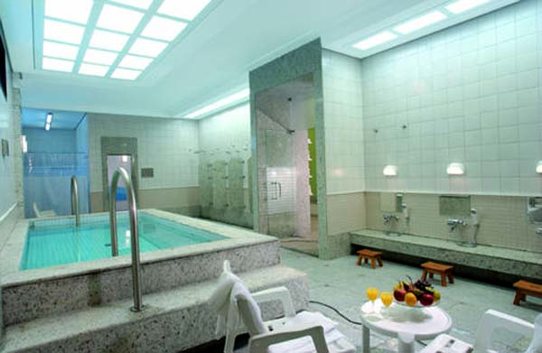spa well being do hotel luz plaza