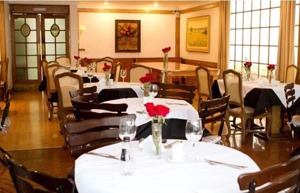 restaurante Hotel Mercure São Paulo Alamedas