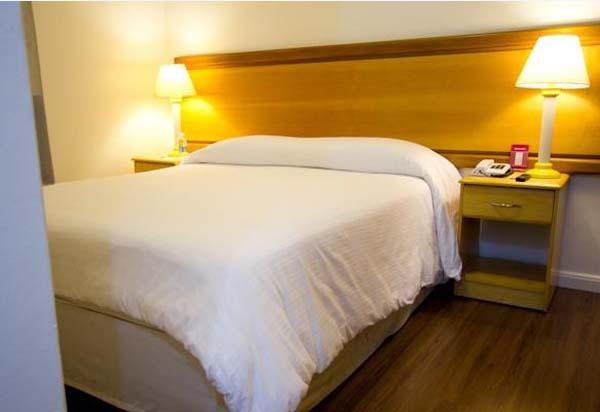 quarto do hotel Adagio São Paulo Berrini