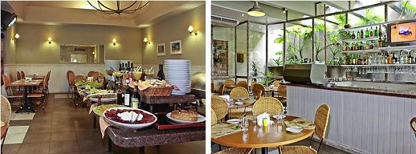 restaurante do hotel mercure sao paulo nações unidas